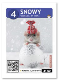 Hamster_Snowy